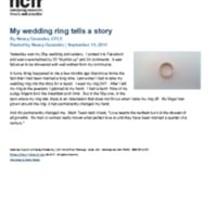 http://images.ncfr.org/webconvert/archive/My_wedding_ring_tells_a_story_NCFR.pdf