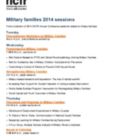 http://images.ncfr.org/webconvert/archive/Military_families_2014_sessions_NCFR.pdf