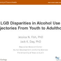 LGB Disparities in Alcohol Use Trajectories From Youth to Adulthood
