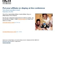 http://images.ncfr.org/webconvert/archive/Put_your_affiliate_on_display_at_the_conference_NCFR.pdf