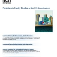http://images.ncfr.org/webconvert/archive/Feminism_Family_Studies_at_the_2014_conference_NCFR.pdf