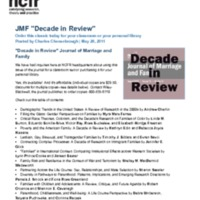 http://images.ncfr.org/webconvert/archive/JMF_Decade_in_Review_NCFR.pdf