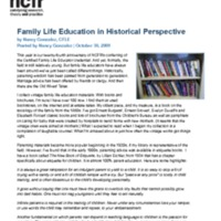 http://images.ncfr.org/webconvert/archive/Family_Life_Education_in_Historical_Perspective_NCFR.pdf