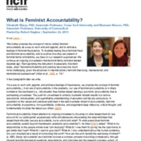 http://images.ncfr.org/webconvert/archive/What_is_Feminist_Accountability_NCFR.pdf
