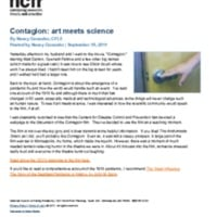http://images.ncfr.org/webconvert/archive/Contagion_art_meets_science_NCFR.pdf