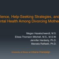 https://www.ncfr.org/sites/default/files/downloads/news/329 - Violence, Protective Strategies, and Depression Among Divorcing Mothers.pdf