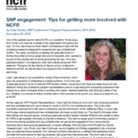 http://images.ncfr.org/webconvert/archive/SNP_engagement_Tips_for_getting_more_involved_with_NCFR_NCFR.pdf