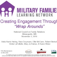 "Creating Engagement Through ""Wrap Arounds"""