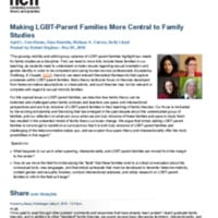 http://images.ncfr.org/webconvert/archive/Making_LGBT_Parent_Families_More_Central_to_Family_Studies_NCFR.pdf