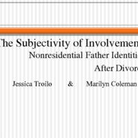https://www.ncfr.org/sites/default/files/downloads/news/132 - The Subjectivity of Involvement Nonresidential Father Identities After Divorce.pdf