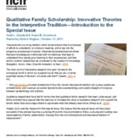 http://images.ncfr.org/webconvert/archive/Qualitative_Family_Scholarship_Innovative_Theories_in_the_Interpretive_Tradition_Introduction_to_the_Special_Issue_NCFR.pdf
