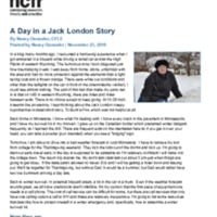 http://images.ncfr.org/webconvert/archive/A_Day_in_a_Jack_London_Story_NCFR.pdf
