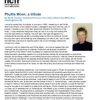 http://images.ncfr.org/webconvert/archive/Phyllis_Moen_a_tribute_NCFR.pdf