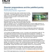 http://images.ncfr.org/webconvert/archive/Disaster_preparedness_and_the_petrified_pantry_NCFR.pdf