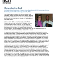 http://images.ncfr.org/webconvert/archive/Remembering_Carl_NCFR.pdf
