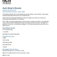 http://images.ncfr.org/webconvert/archive/Aunt_Almas_Donuts_NCFR.pdf