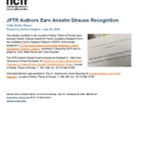 http://images.ncfr.org/webconvert/archive/JFTR_Authors_Earn_Anselm_Strauss_Recognition_NCFR.pdf