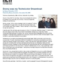 http://images.ncfr.org/webconvert/archive/Donny_was_my_Technicolor_Dreamboat_NCFR.pdf