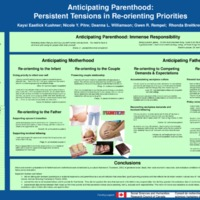 Anticipating Parenthood Persistent Tensions in Re-orienting Priorities