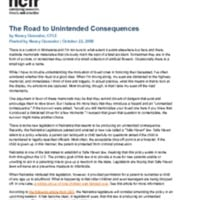 http://images.ncfr.org/webconvert/archive/The_Road_to_Unintended_Consequences_NCFR.pdf