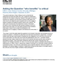 http://images.ncfr.org/webconvert/archive/Asking_the_Question_who_benefits_is_critical_NCFR.pdf