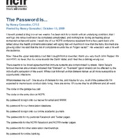 http://images.ncfr.org/webconvert/archive/The_Password_is.pdf