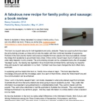 http://images.ncfr.org/webconvert/archive/A_fabulous_new_recipe_for_family_policy_and_sausage_a_book_review_NCFR.pdf