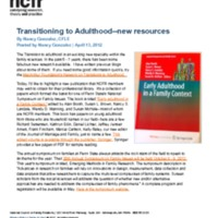 http://images.ncfr.org/webconvert/archive/Transitioning_to_Adulthood_new_resources_NCFR.pdf